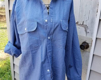 Big Smith Chambray button up