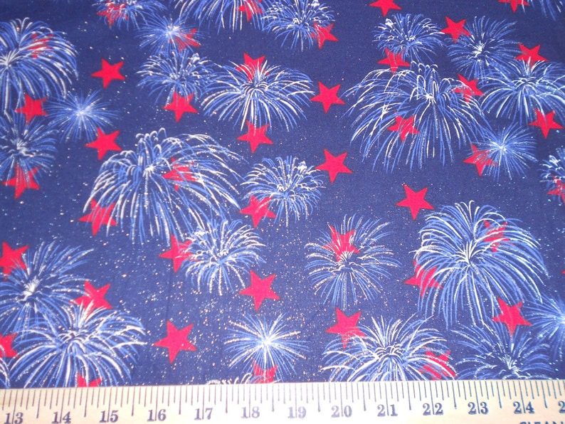 cd4b2b6ef7b SCRUB TOP FiREWORKS Sizes XS S M L X-L or 2X only | Etsy