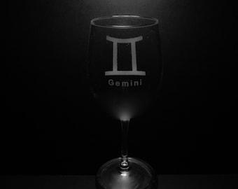 Gemini Wine Glass