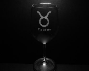 Taurus Wine Glass