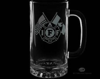 IAFF Beer Mug