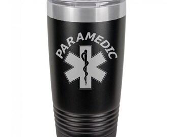 Paramedic Coffee Tumbler