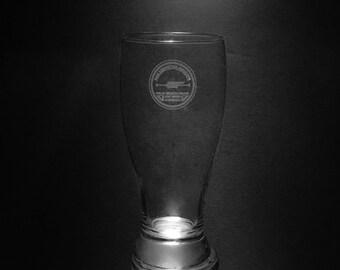 Pan Am Pilsner Glass.