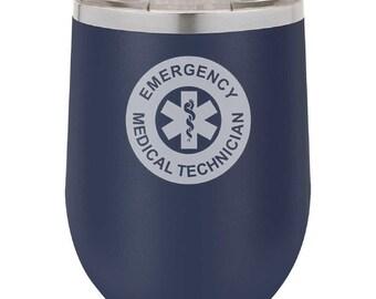 EMT Wine Tumbler