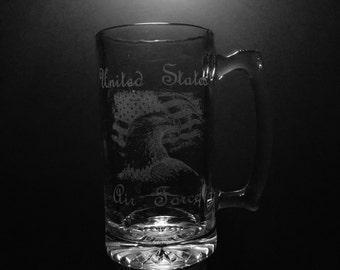United States Air Force Beer Mug