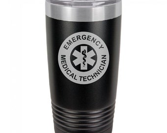 EMT Coffee Tumbler