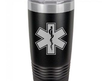 EMT Coffee Tumbler