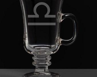 Libra 8.5 Ounce Irish Coffee Mug