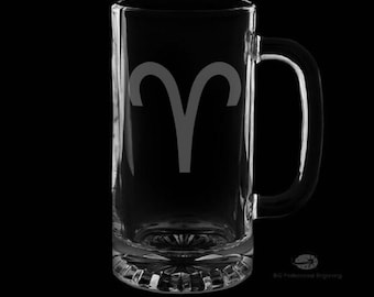 Aries Beer Mug.