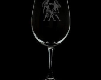 Gemini 12 Ounce Wine Glass (Available With Stem And Stemless)