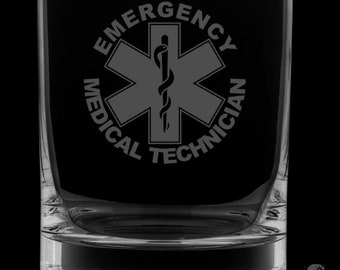 EMT 13 Ounce Rocks Glass