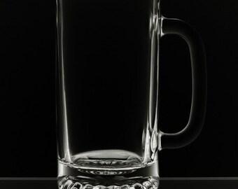 Blank 16 Ounce Beer Mug