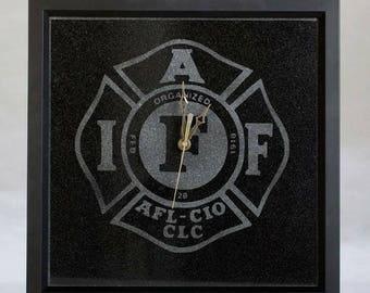 IAFF Clock