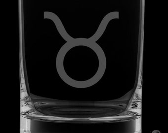Taurus 13 Ounce Rocks Glass
