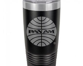 Pan American Airways Coffee Tumbler