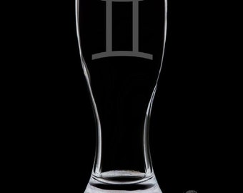 Gemini 18 Ounce Pilsner Glass