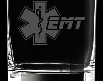 EMT 10 Ounce Rocks Glass