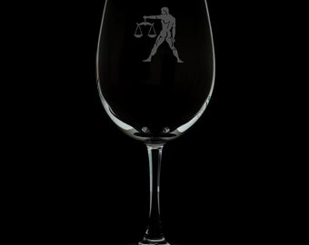 Libra Wine Glass.