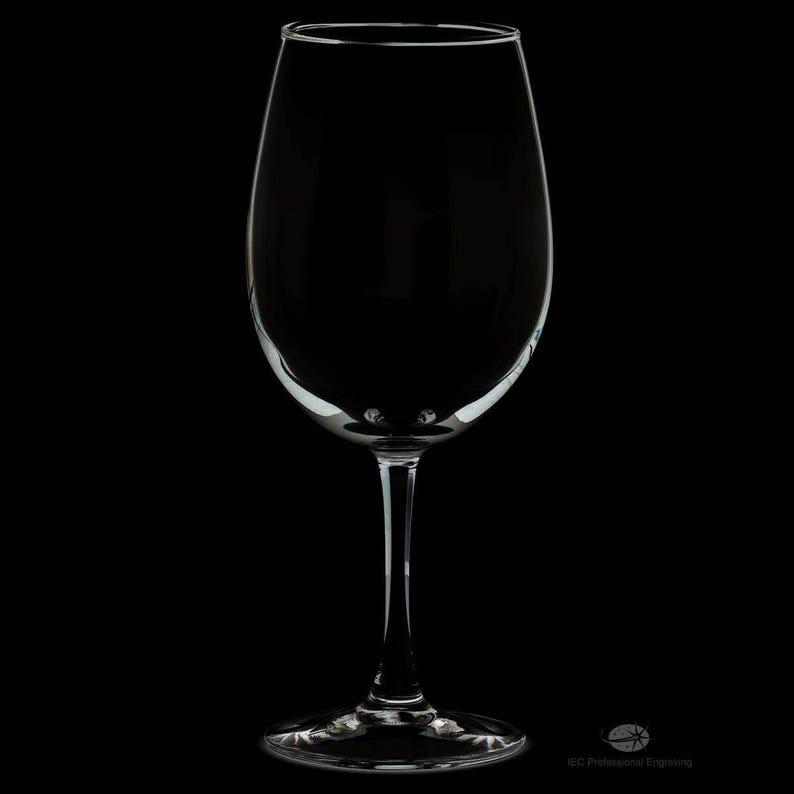 13 Ounce Stemmed Wine Glass