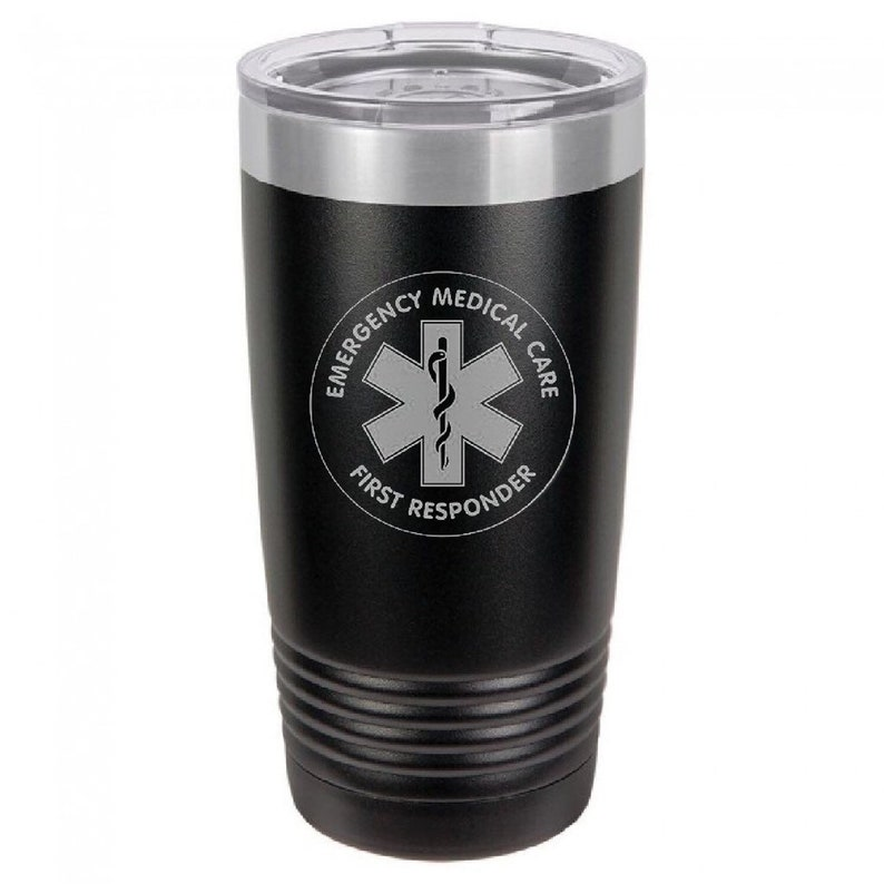 EMT Coffee Tumbler image 0