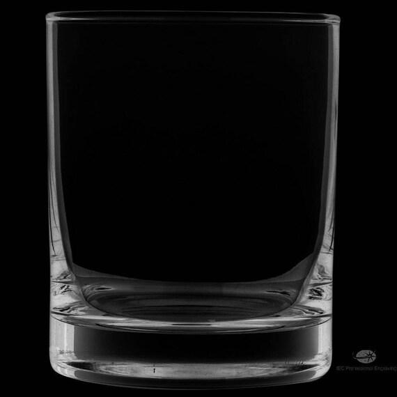 Ancien verre mode 13 onces