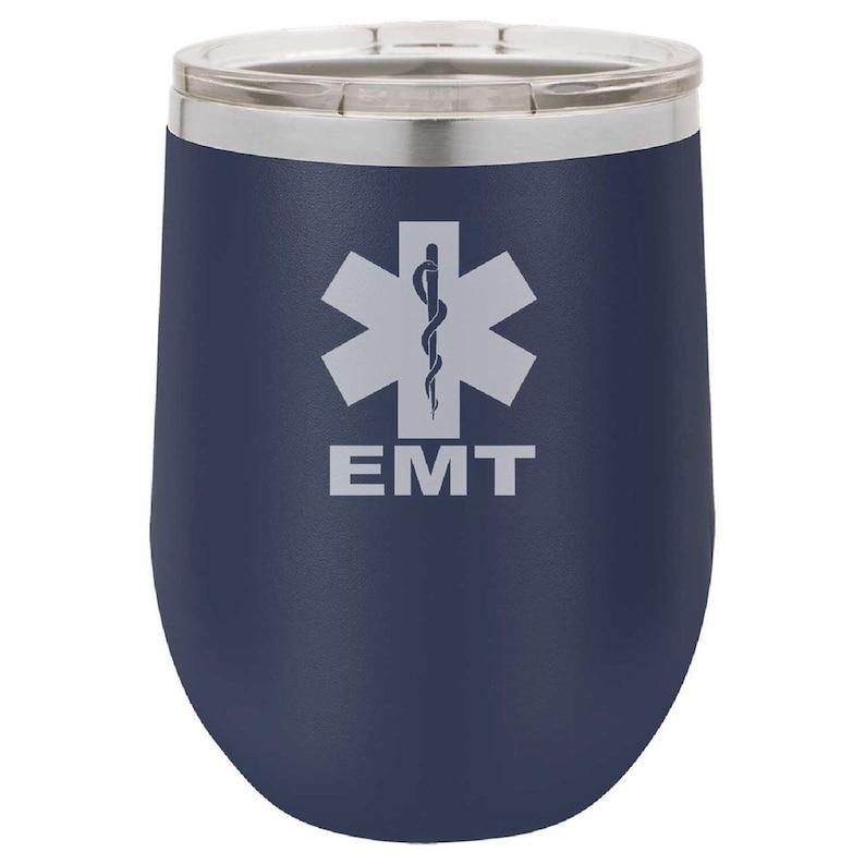 EMT Wine Tumbler image 0