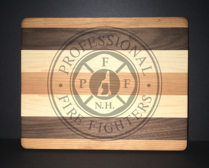 PFFNH Cuttingboards Made Out Of Cherry Black Walnut and image 0