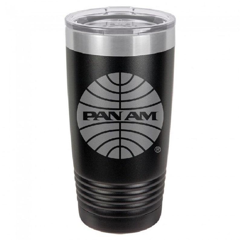 Pan American Airways Coffee Tumbler image 0