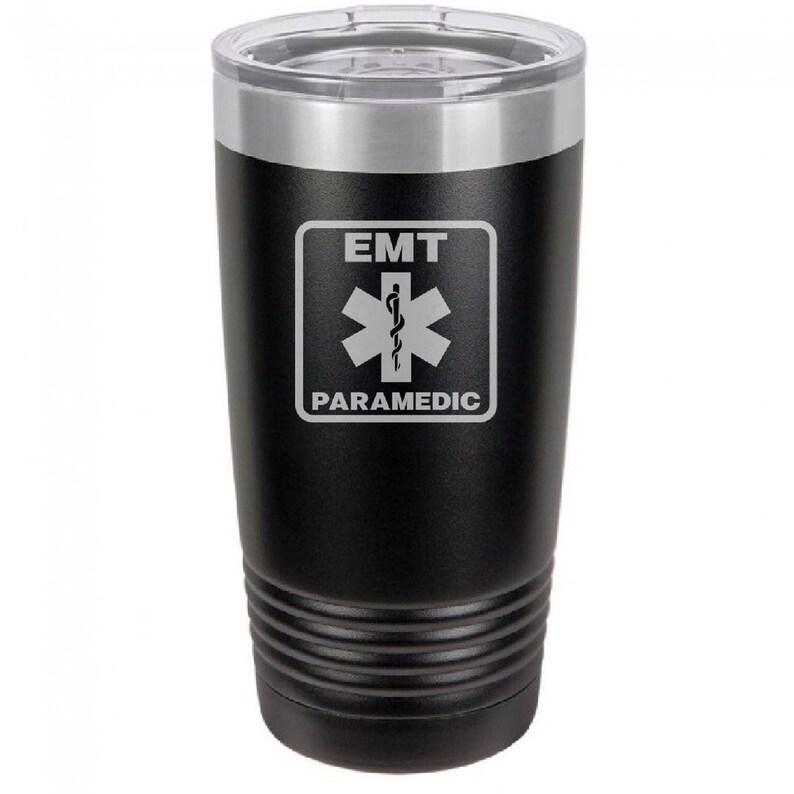 Paramedic Coffee Tumbler image 0