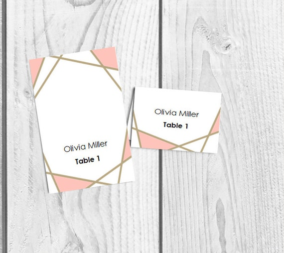 This is an image of Printable Name Cards inside message printable