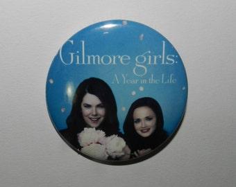 Gilmore Girls Pin Back Button