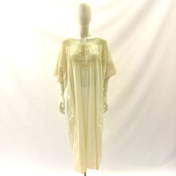 Vintage Dress 1970s Dress Floral Dress Slip dress