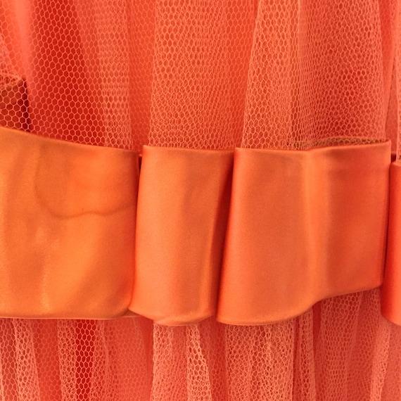 Vintage Prom Dress 1950s Prom Dress Strapless Dre… - image 5