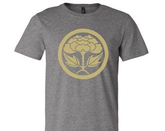 Mens LOTUS LOGO t shirt  s m l xl xxl (+ Color Options) Zen Threads custom