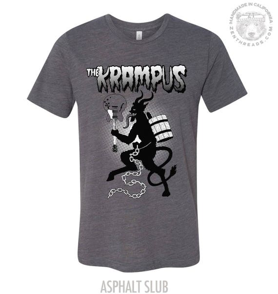Men's The KRAMPUS t shirt