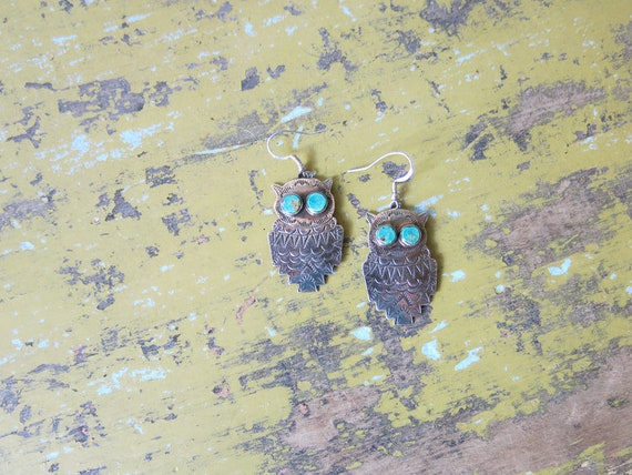 Turquoise Jewelry, Bird Jewelry, Native American J