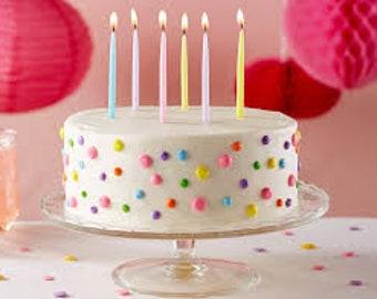 All Natural Lip Balm BIRTHDAY CAKE