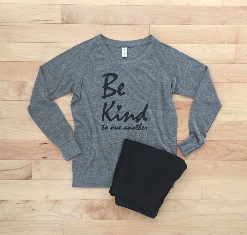 609e6c9a Be Kind shirt Inspirational T-Shirt Womens clothing Be a | Etsy