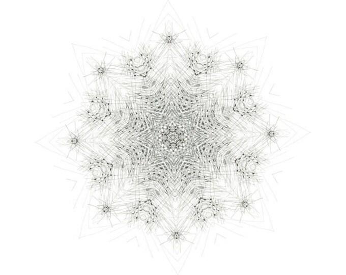 """Nature Speaks - 18"""" x 12"""" print"""
