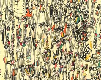 """Vienna Street - 11"""" x 17"""" print"""