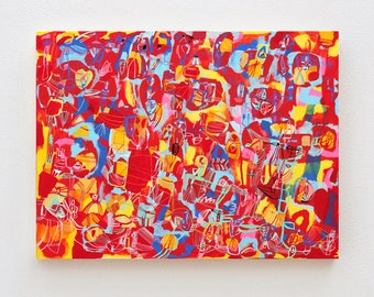 """24"""" x 18"""" paintings"""
