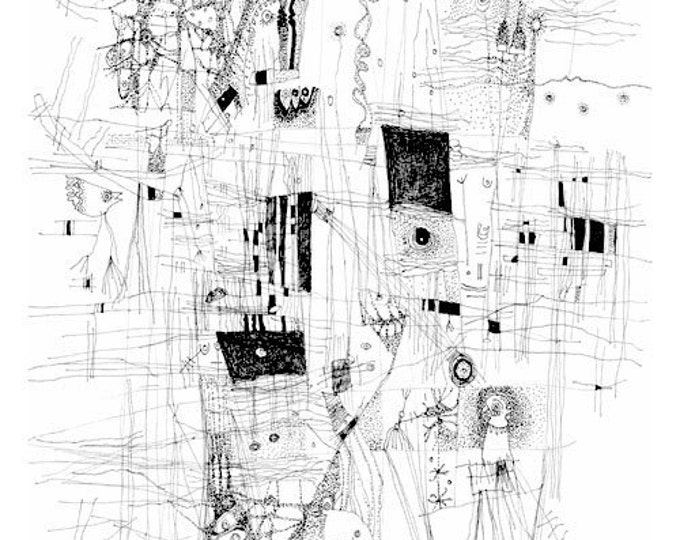 "Vivid Dream -  12"" x 18"" print"