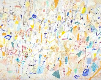 Montmartre -  large scale print