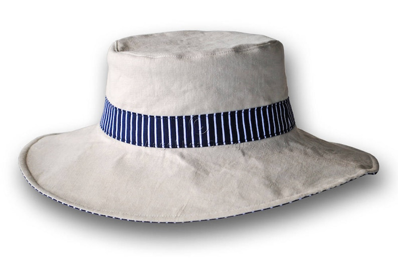 Escape Sun Hat HARD COPY Paper Sewing Pattern Mens and Boys Hat Pattern