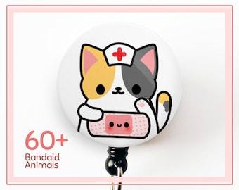 Cute badge reel | Etsy
