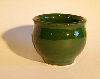 Dark Green Bowl
