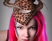 Dita Von Cocktail Hat
