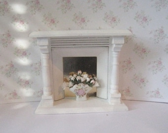 Magnificent Miniature Fireplace Etsy Home Interior And Landscaping Mentranervesignezvosmurscom