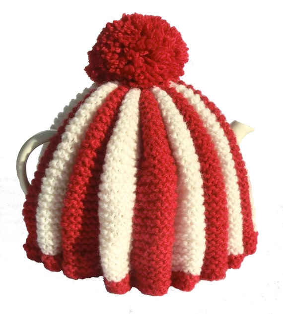 Traditional Tea Cosy Knitting Pattern Instant Download