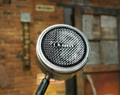 Tin Can Microphone Kit - a fun to build tin can microphone with old-time AM radio sound (Product 53-002-01)